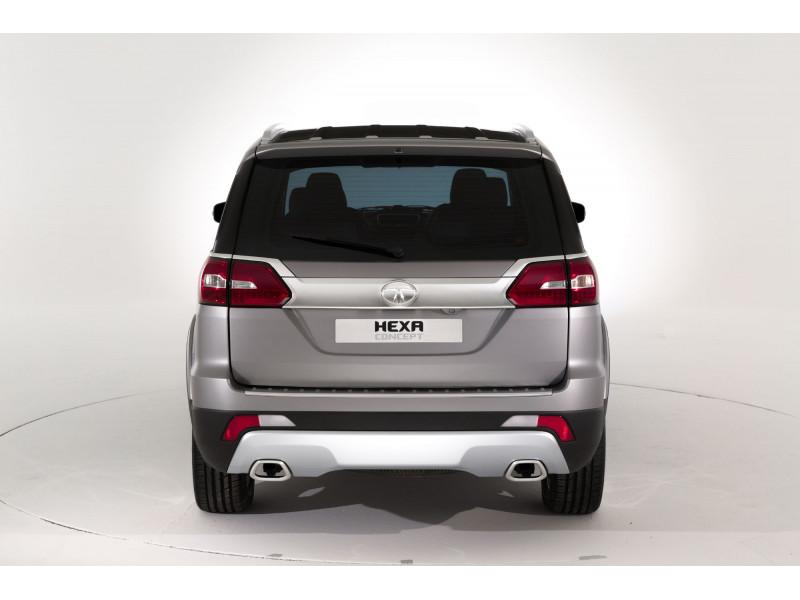 Upcoming Tata Hexa Price, Launch Date, Specs | CarTrade