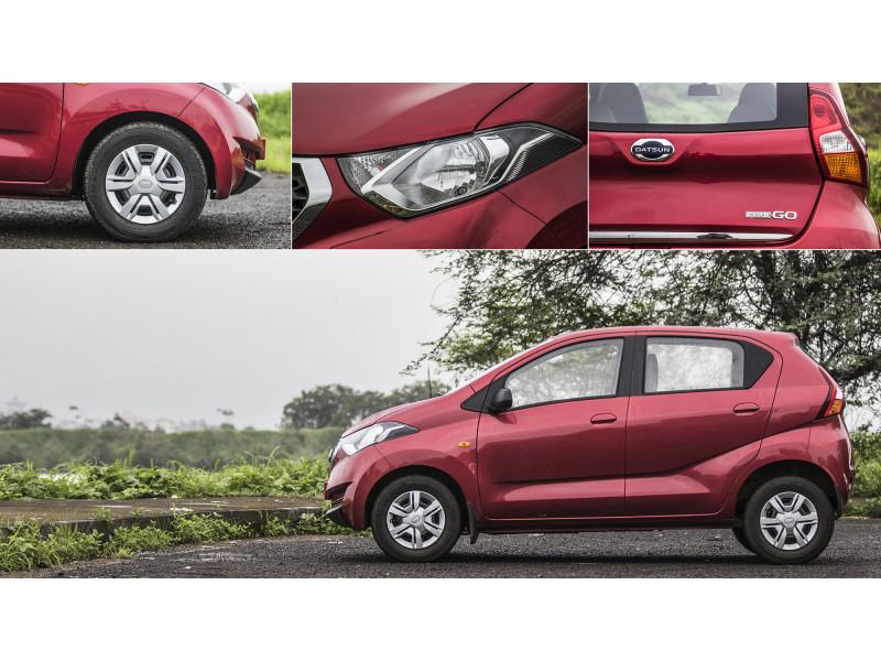 Datsun redi-GO Petrol Vs Renault Kwid Petrol MT