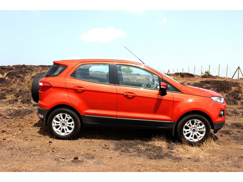 ford ecosport official review teambhp ford ecosport autos post. Black Bedroom Furniture Sets. Home Design Ideas
