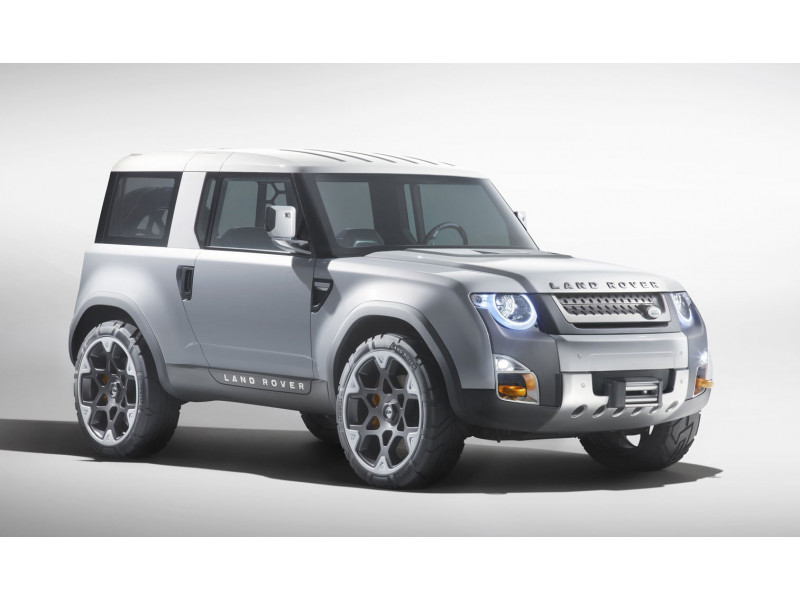 Upcoming Land Rover Defender Price, Launch Date, Specs ...