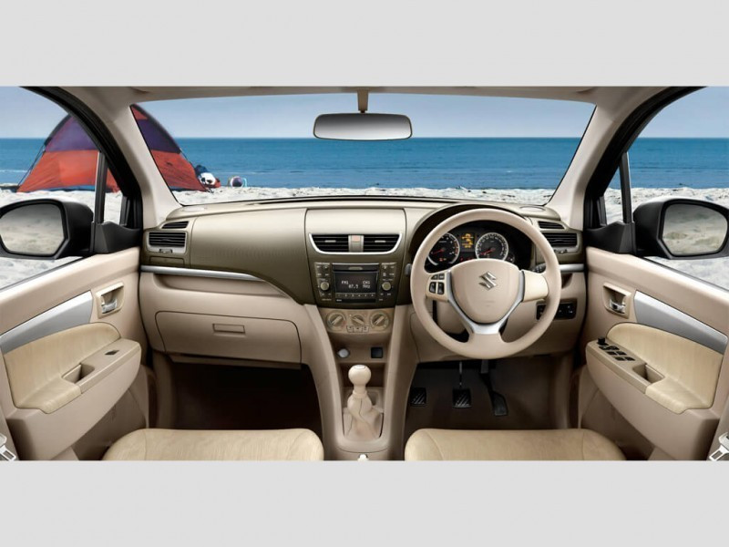 Maruti Ertiga Petrol/Diesel MT Vs Datsun GO Plus Petrol ...