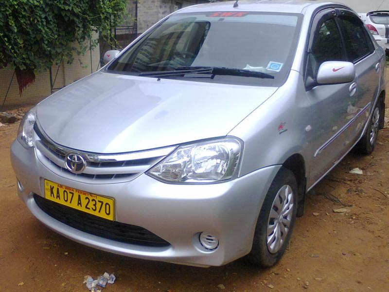 Toyota Etios Gd User Review Etios Rating 202936 Cartrade