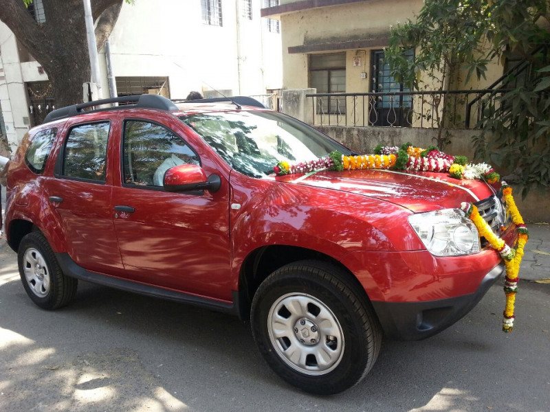 Renault Duster RxL Diesel 85 PS User Review, Duster Rating - 203612