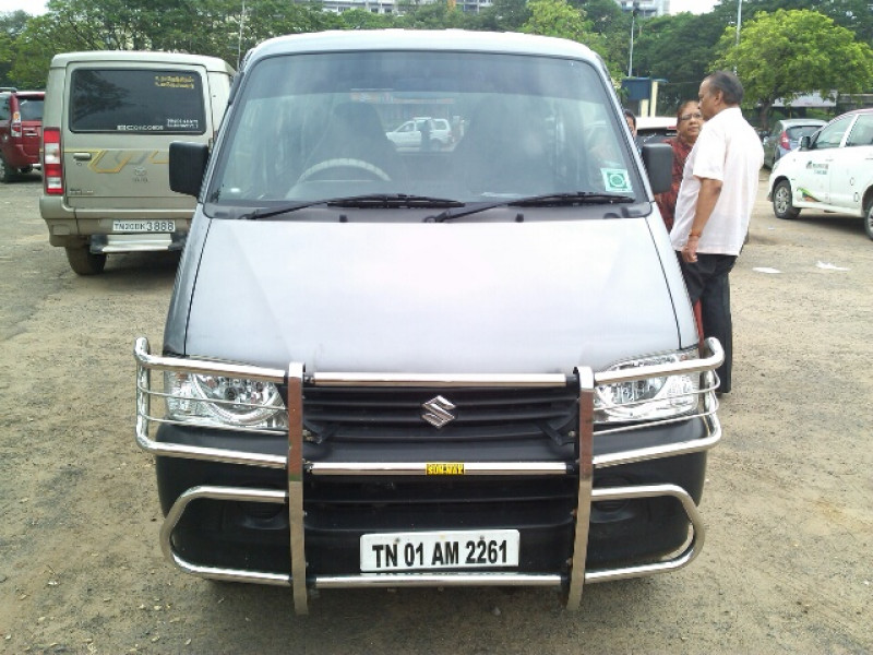 Maruti Eeco 5 Str With A C Htr User Review Eeco Rating