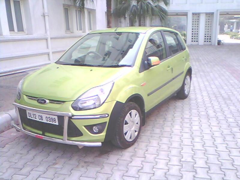 Ford Figo Duratec Petrol Titanium User Review Figo Rating 206154