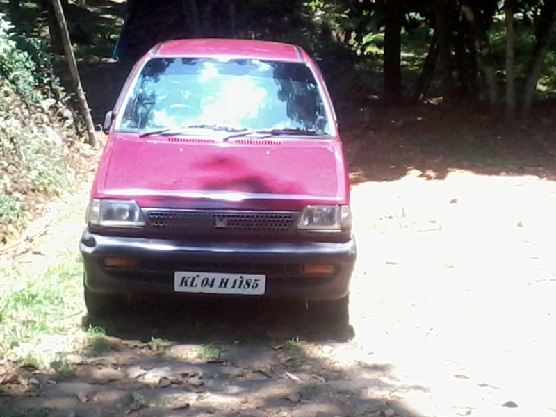 Maruti 800 Dx 5 Speed User Review 800 Rating 205664